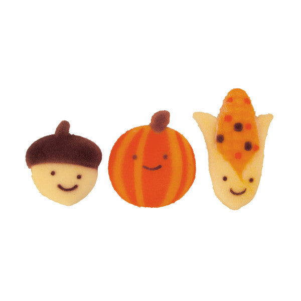 Autumn Friends Assortment Dec-Ons® Decorations