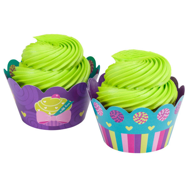 Sweet Candy Reversible Treat Wraps®