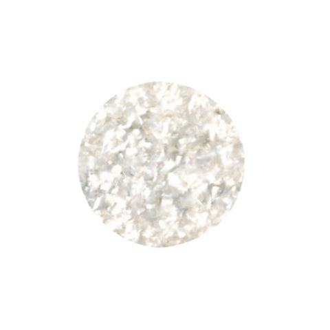 A Birthday Place - Cake Toppers - White Star Glitter, 4 oz Edible Glitter