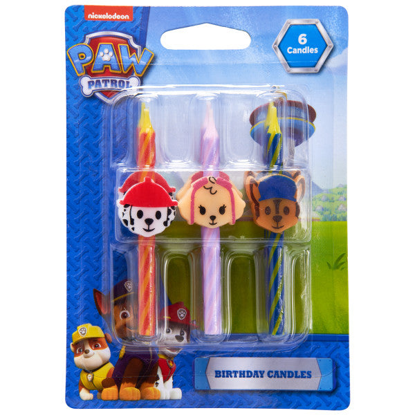 PAW PATROL ICON CANDLE Candles