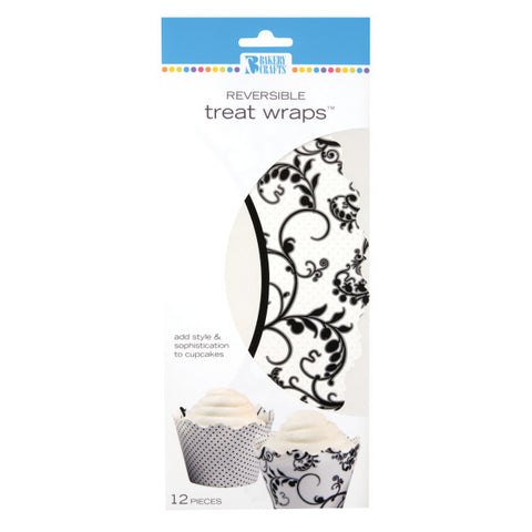 Black & White Treat Wraps®