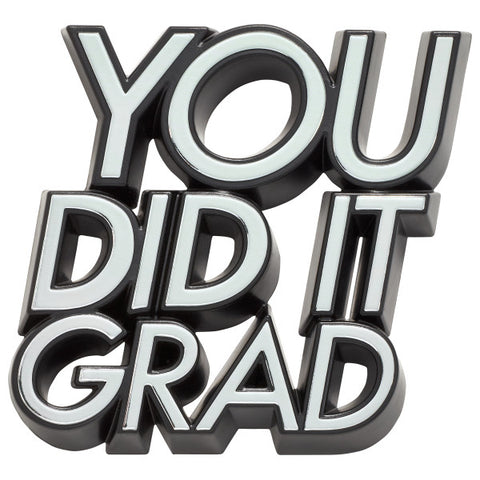 You Did It Grad Layon