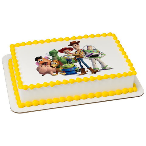 Disney/Pixar Toy Story  PhotoCake® Edible Image®