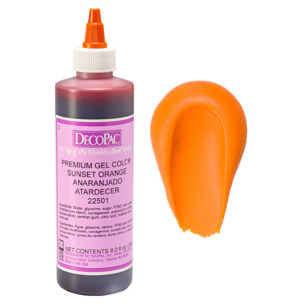 DecoPac Premium Gel Premium Gel Color