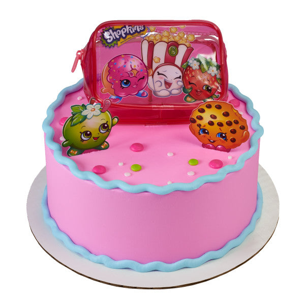 Shopkins™ Time to Shop DecoSet®