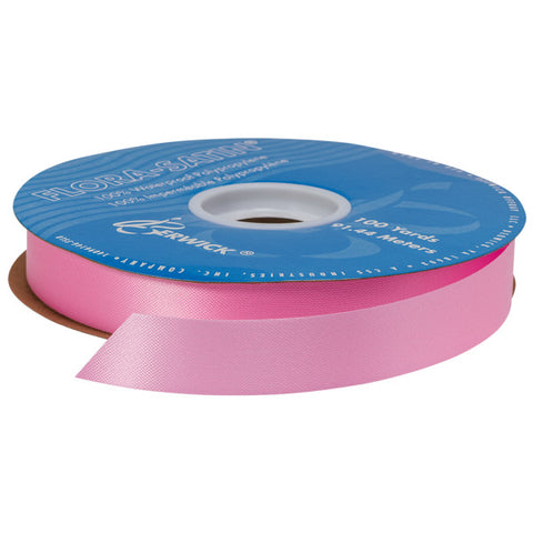 "Azalea Flora Satin .75"" x 100 yards Ribbon"