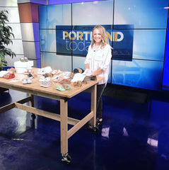 KGW News Channel 8 Portland Oregon Shop Local Small Home Grown Episode