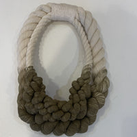 Tanya Aguiñiga - Dipped Rope Necklace