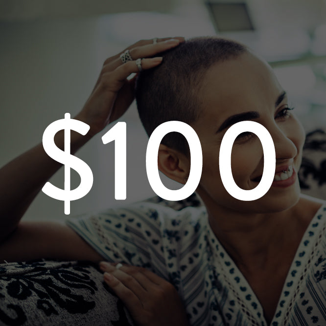 One-time $100 Donation for Community Cancer Screening