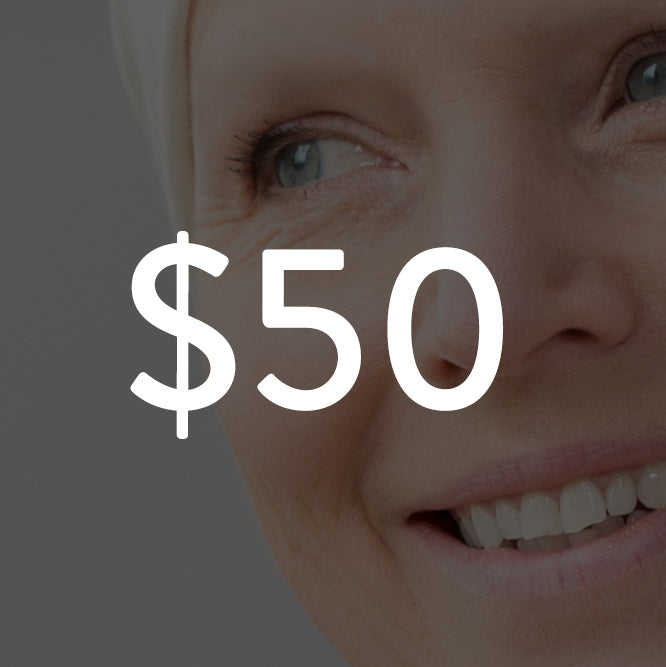 One-time $50 Donation for Community Cancer Screening