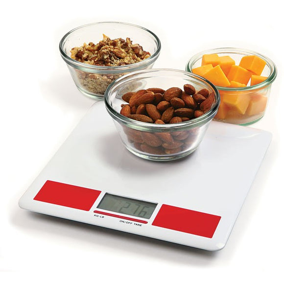 Food Scale,Digital Electronic Small Kitchen Food Scale Grams and Ounces
