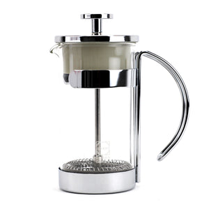 French Coffee Press, Best Pressed Hot Tea Maker Glass (10oz)