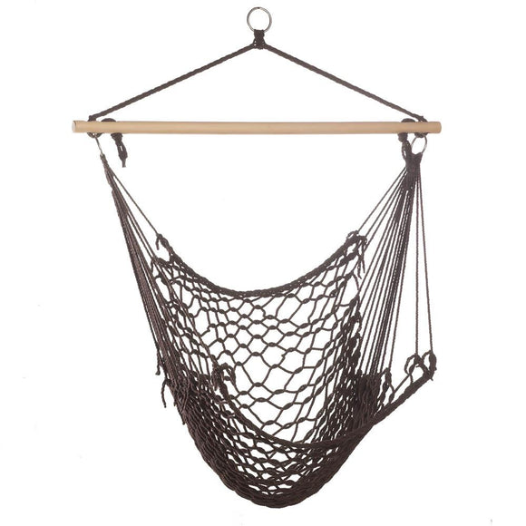 Swing Hammock Chair, Hanging Chair For Kids And Teens, Cotton