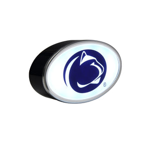 Trailer Hitch Light Cover, Silverado Jeep Hitch Cover Penn State Nittany Lion