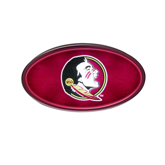 Hitch Light Cover, Cadillac Trailer Hitch Cover Plug Florida State Seminoles