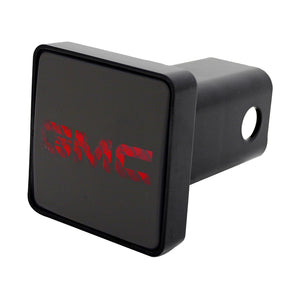 Receiver Hitch Cover, Plastic Gmc Tow Hitch Cover Led For Truck