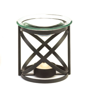 Oil Warmers Fragrance Oil Warmer,elegant Tealight Expressions Orbital Oil Warmer