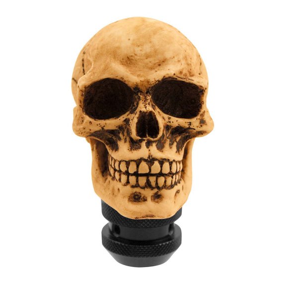 Universal Auto Shift Knob, Ford Toyota Car Racing Gear Cool Shift Knob Skull