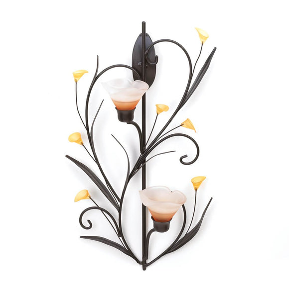 Candle Sconces Wall Decor, Modern Decor Wall Sconce Candle Holders