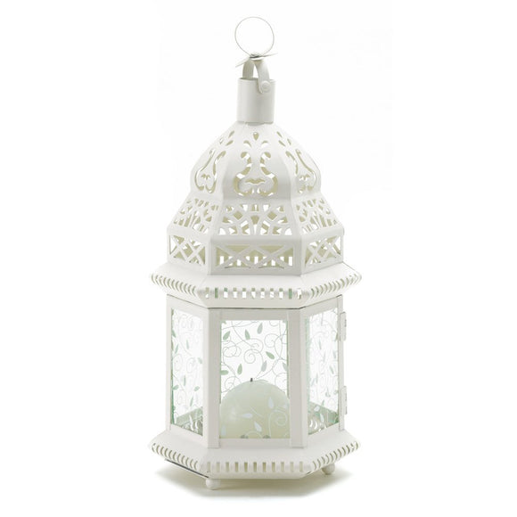 Outdoor Moroccan Lantern, Moroccan Lantern Table Lamp, Decorative Candle Lantern
