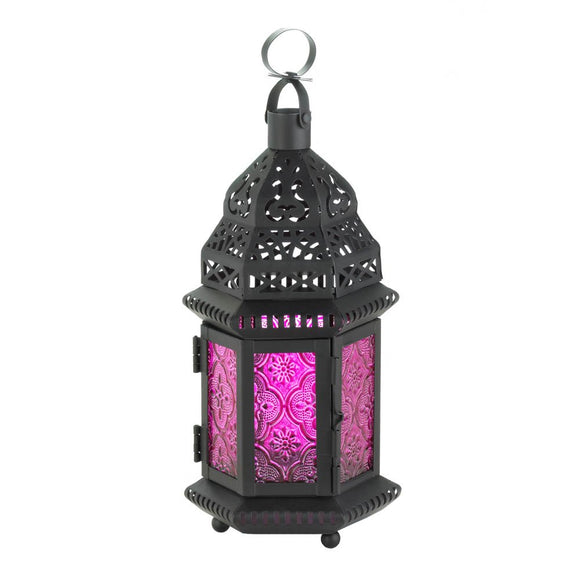 Moroccan Lantern Candle, Decorative Rustic Moroccan Lantern Lights For Candles