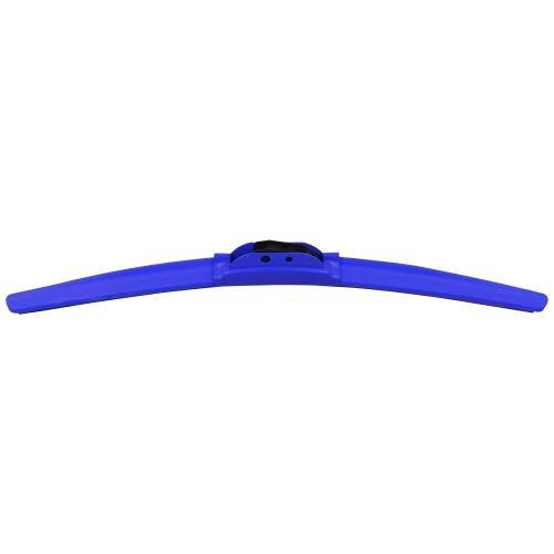 Universal Wiper Blade, Inch 18 Windshield Wiper Blades 18in Blue (single)