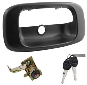 Lock Tailgate Super Duty Integrated Truck Tailgate Lock For Chevy Gmc Ford Dodge