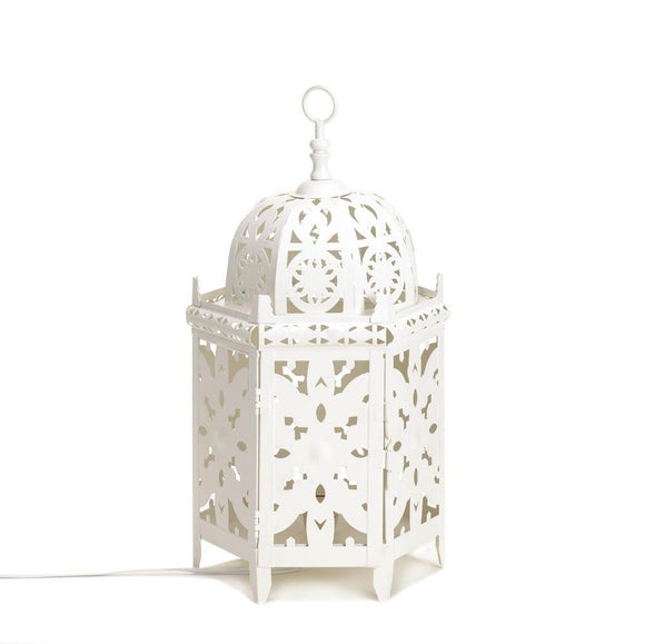 Table Lamp, Contemporary Moroccan Night Table Lamps For Bedroom