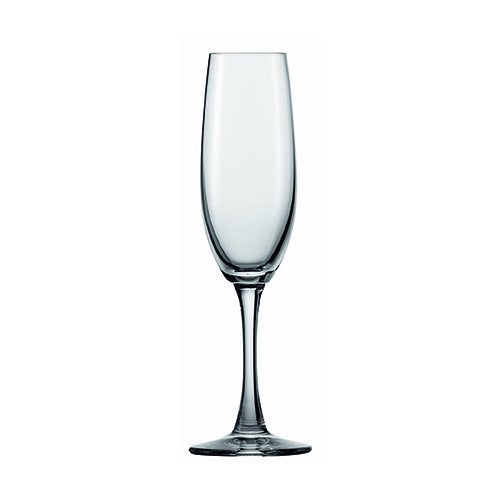 Clear Champagne Flutes, Spiegelau Party Champagne Flute Crystal - Set Of Four