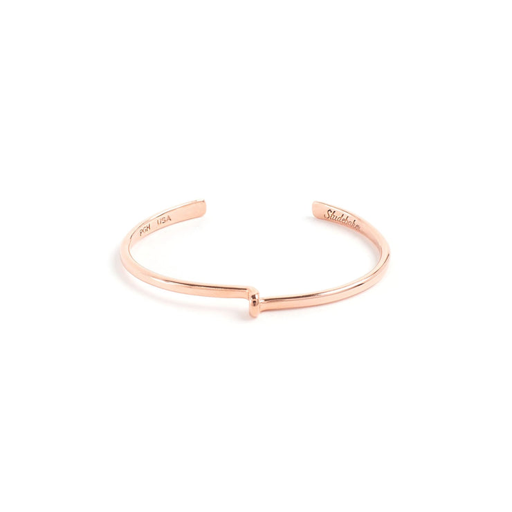 Avanti Cuff - Small / Copper / Polished - Cuffs / Bracelets