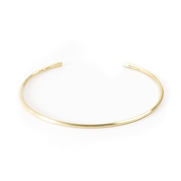 Champion Choker - Brass / Brushed - Necklaces