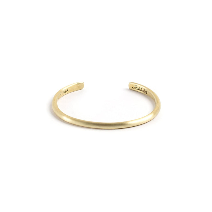 Champion Cuff - Small / Brass / Brushed - Cuffs / Bracelets