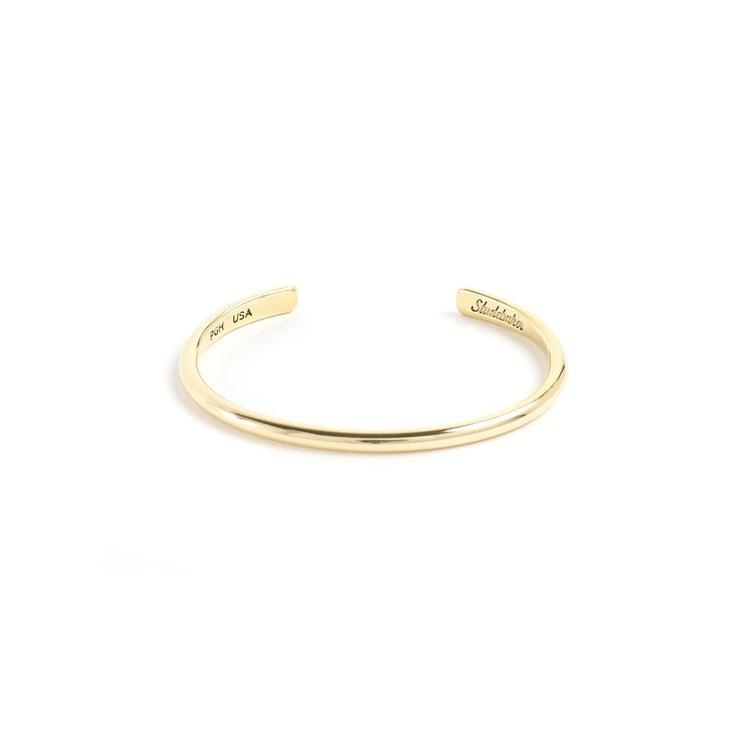 Champion Cuff - Small / Brass / Polished - Cuffs / Bracelets