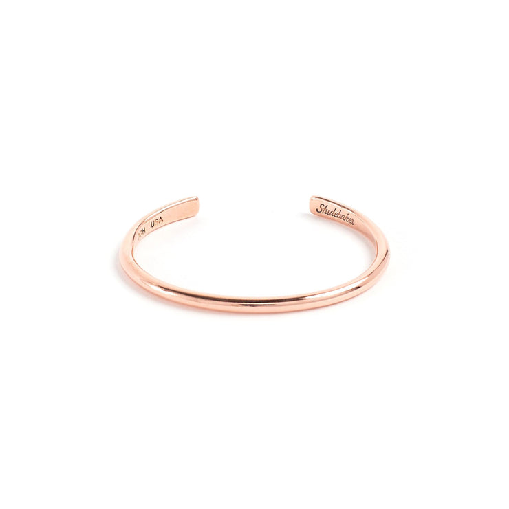 Champion Cuff - Small / Copper / Polished - Cuffs /