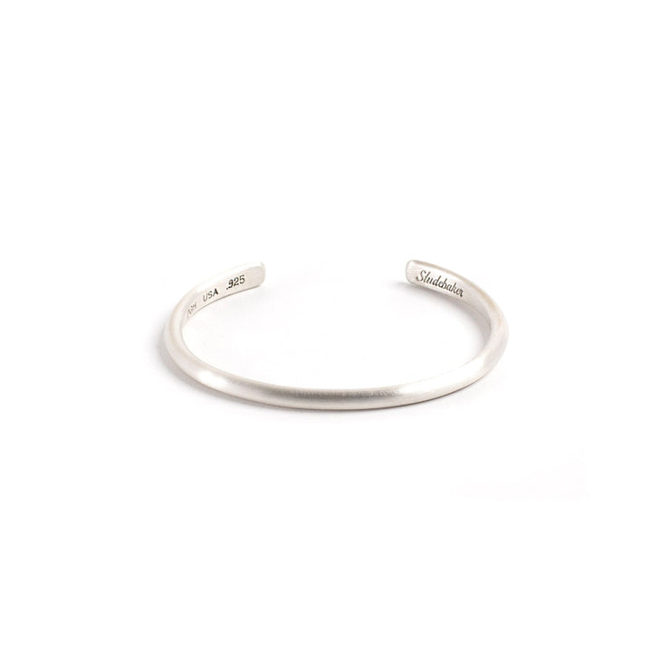 Champion Cuff - Small / Sterling Silver / Brushed - Cuffs /
