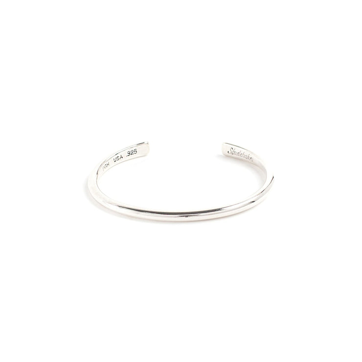 Champion Cuff - Small / Sterling Silver / Polished - Cuffs /