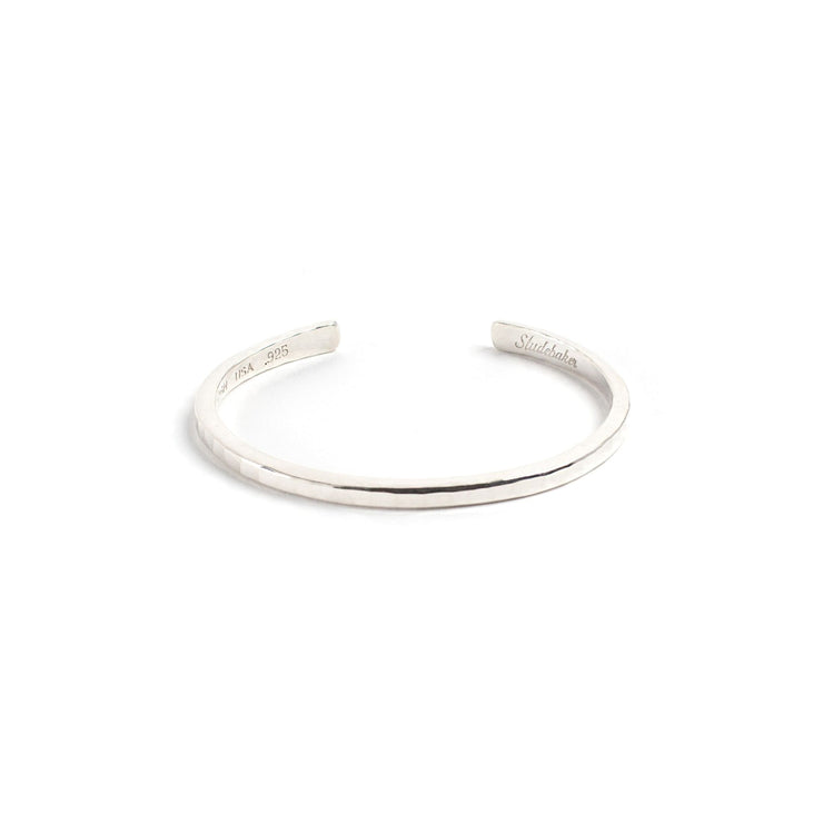 Classic Cuff - Small / Sterling Silver / Polished - Cuffs /