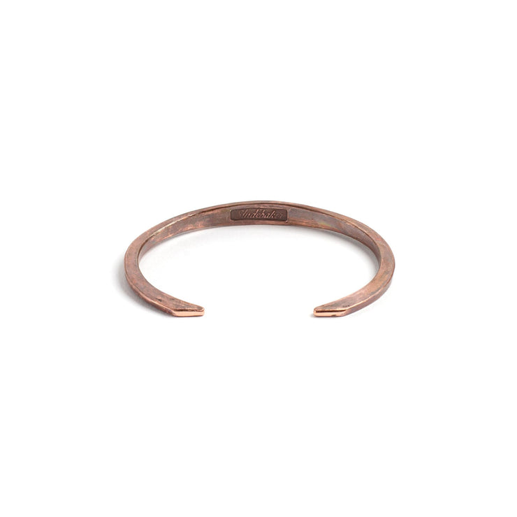 Hawk Cuff - Small / Copper / Work Patina - Cuffs / Bracelets