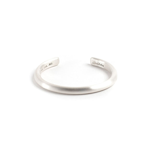 Heavyweight Champion Cuff - Small / Sterling Silver /