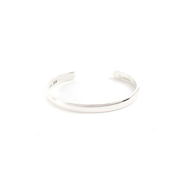 Lodge Cuff - Small / Sterling Silver / Polished - Cuffs /