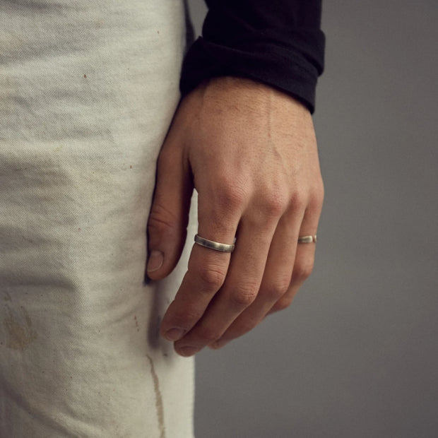 Lodge Ring / Sterling Silver - Rings