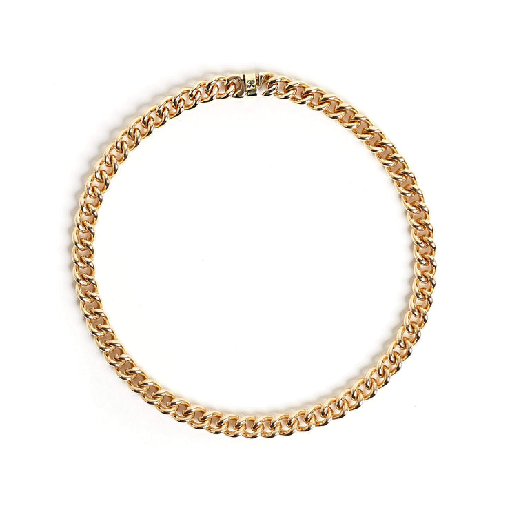 Signature Neck Chain - 16 / Brass / Polished - Necklaces