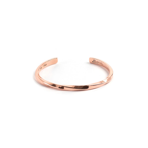 Studebaker Cuff - Small / Copper / Polished - Cuffs /
