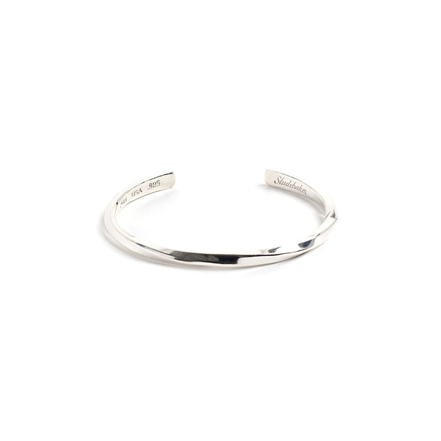 Studebaker Cuff - Small / Sterling Silver / Polished - Cuffs