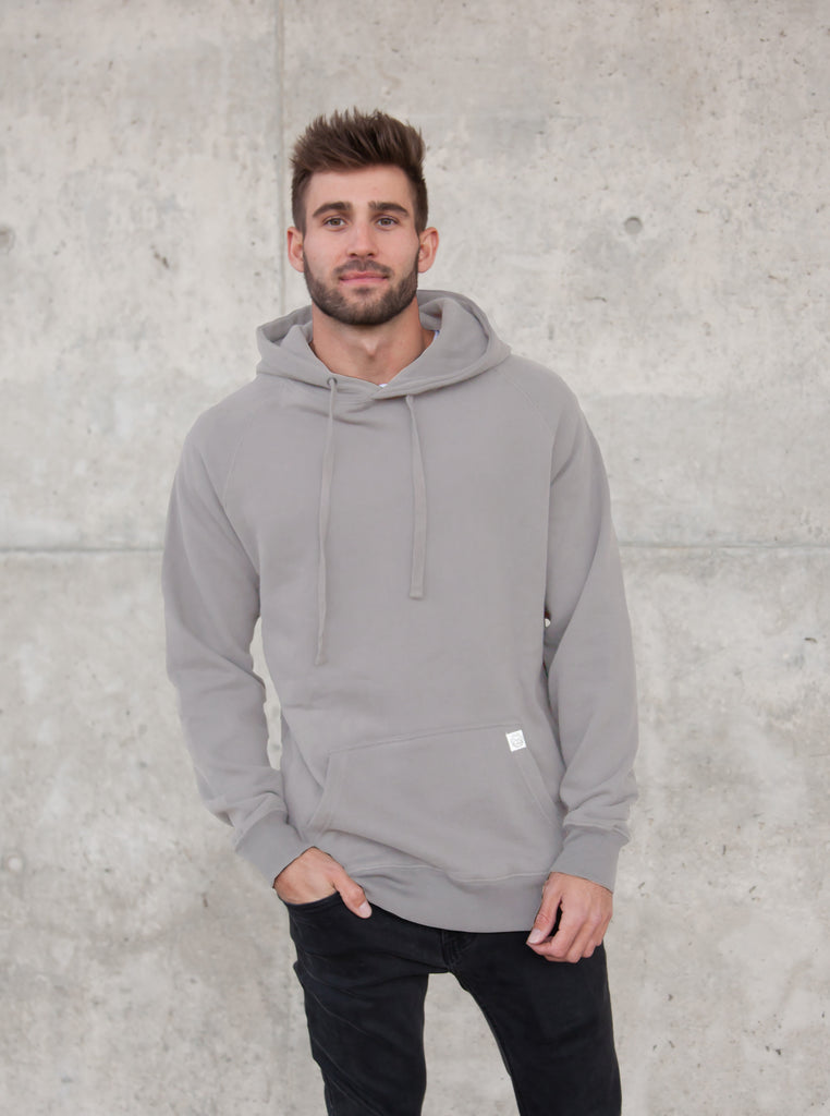MAGO Hoodie in Stone
