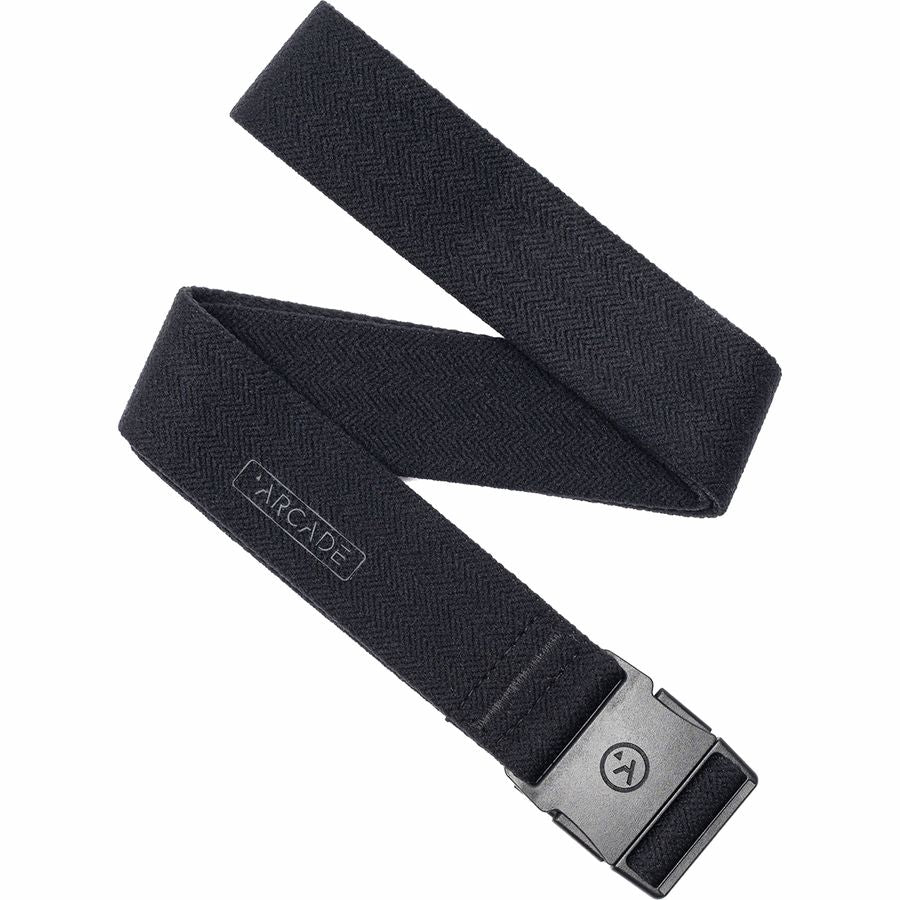Youth Arcade Belts Midnight Black