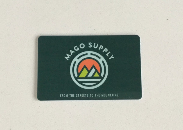 MAGO gift card