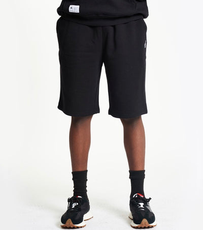 LRG 47 Black Sweatshorts