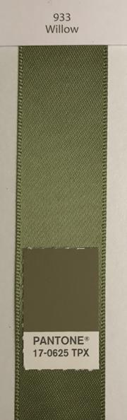 100 Yards 9mm Single Face Ribbon