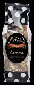 Milk Chocolate Almond Pecan Toffee - Gift Bag